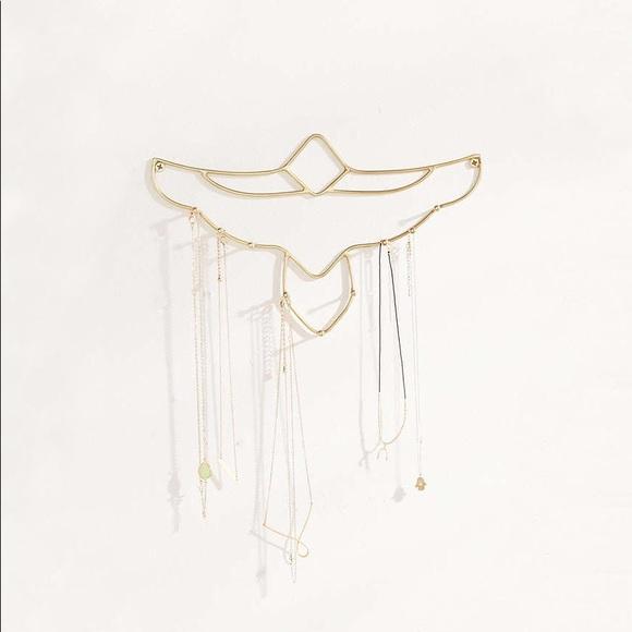 Urban Outfitters Freebird Jewelry Hook Holder